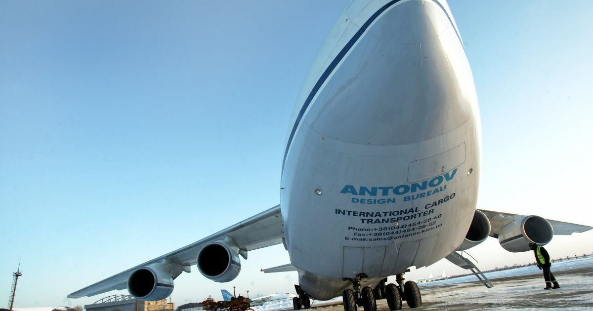 """Навколо світу за 9 днів: екіпаж українського літака """"Руслан""""здійснив навколосвітню подорож"""