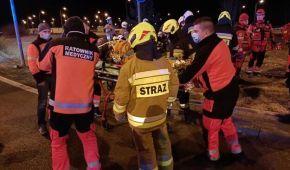 ДТП автобуса з 57 українцями в Польщі: стан окремих постраждалих критичний