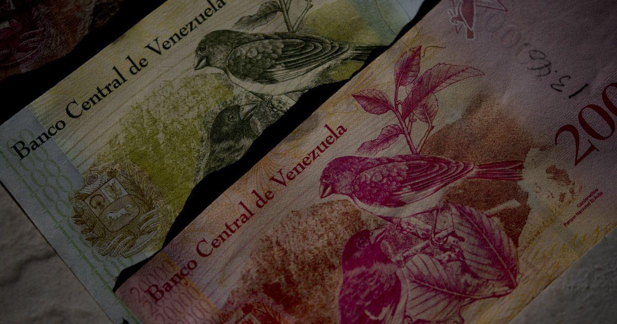 В Венесуэле введут банкноты в 1 млн боливаров