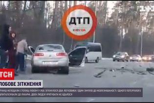 Новости Украины: в результате ДТП под Кивом погибли два человека