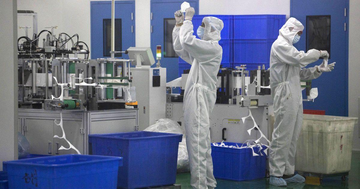 Заработали на пандемии: в начале 2021 года китайский экспорт вырос на 60%