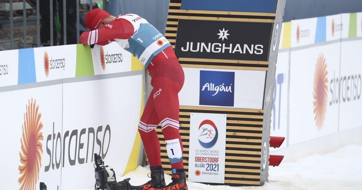 """""""На*рати на те, що він робить"""": зірка російських лиж потрапив у гучний скандал на Чемпіонаті світу"""