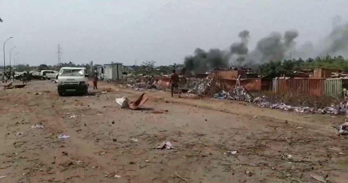 По меньшей мере 15 погибших и сотни раненых: на военной базе в Экваториальной Гвинее прогремели взрывы