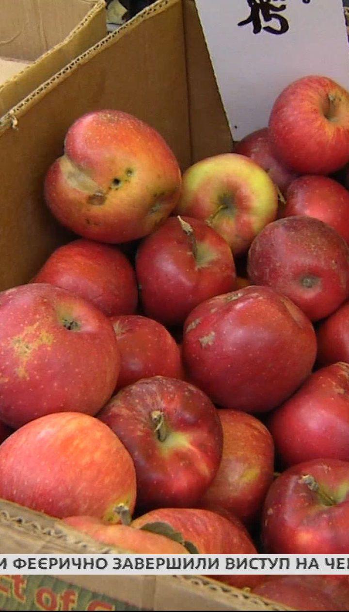 Цены на яблоки вырастут втрое – Экономические новости