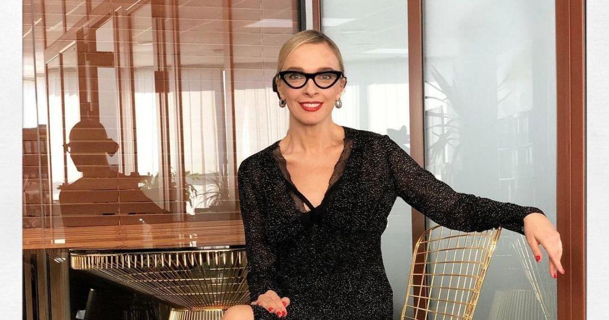 43-летняя Василиса Фролова впервые стала мамой