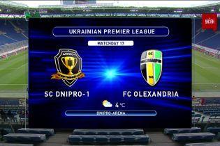 УПЛ   Чемпіонат України з футболу 2021   Дніпро-1 - Олександрія - 0:0. Огляд матчу