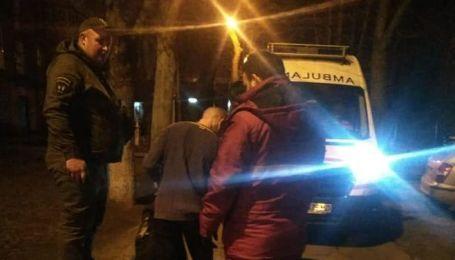 Скаржився на комах: в Одеській області затримали голого чоловіка (фото)
