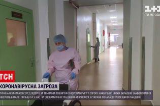 Новости Украины: по темпам распространения коронавируса, мы - в тройке лидеров Европы