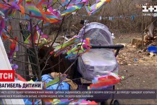 Новини України: у Рівненській області кіт задушив немовля