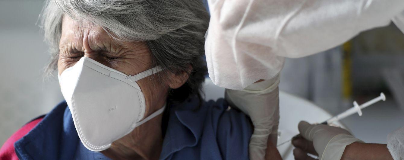 Регулятор США не виявив зв'язок між вакциною Johnson & Johnson і тромбами