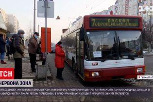 Новини України: у мобільному госпіталі на Прикарпатті рятують 5 інфікованих COVID-19