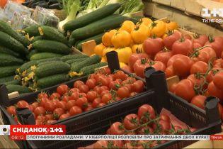 Чи вплине піст на ціну овочів та фруктів - пряме включення