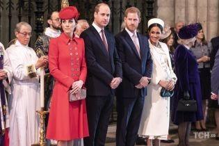 Принцы Уильям и Гарри объединятся в день открытия памятника принцессе Диане, но без Меган