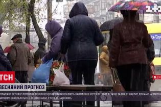 Новини України: коли прийде справжня весняна погода