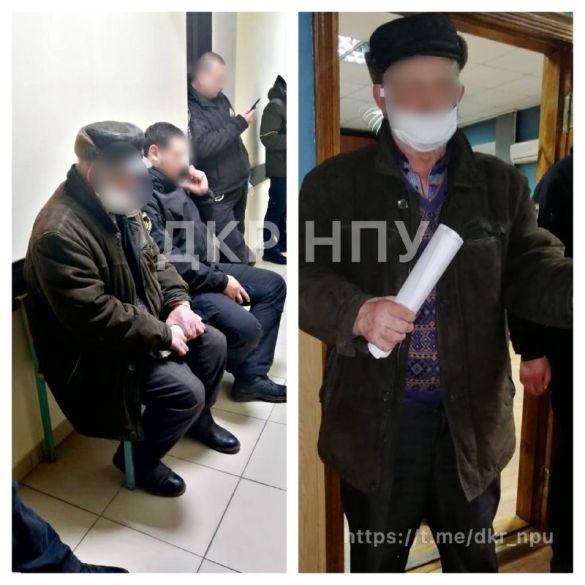 Підозрюваний у вбивстві Марії Борисової