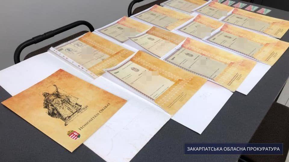 угорщина, паспорти