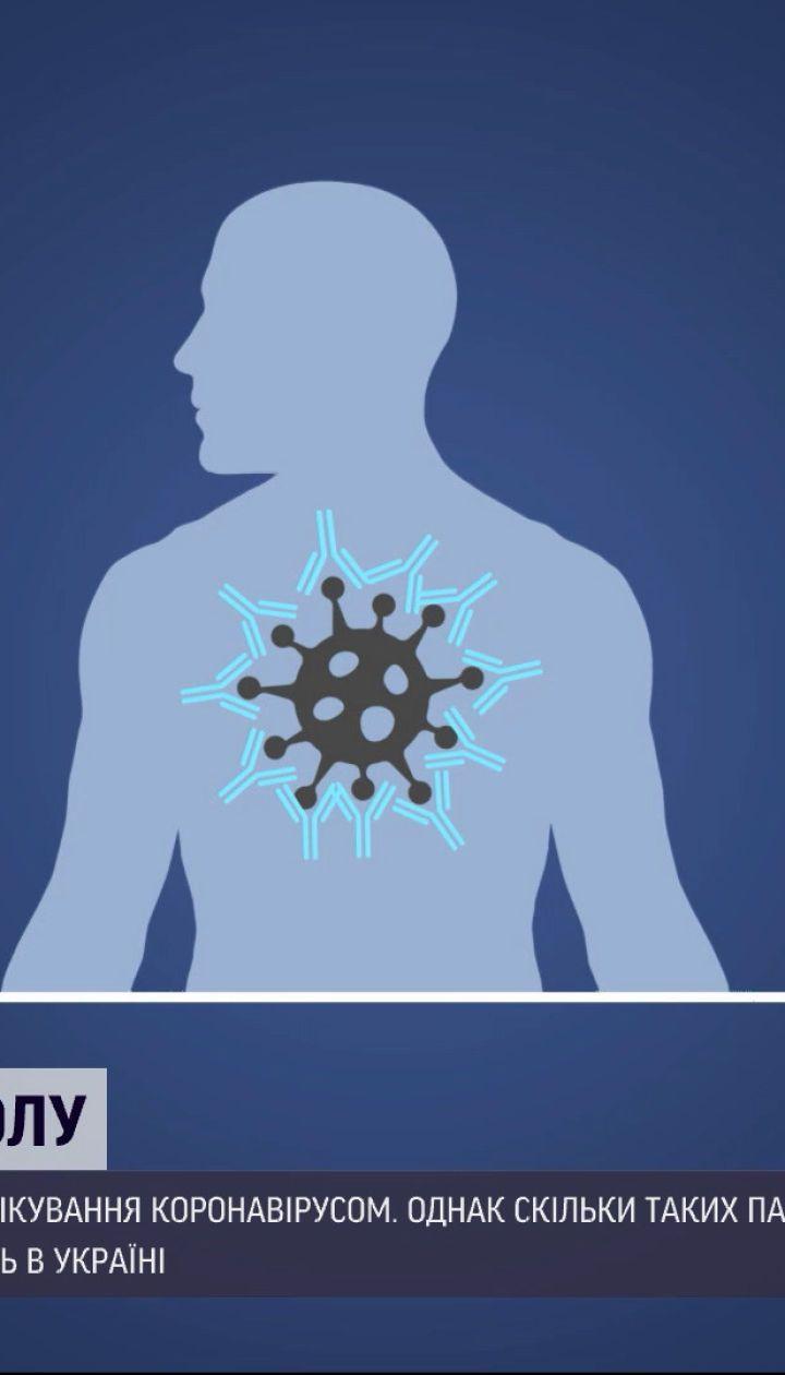 Новини України: як організм людини реагує на повторне зараження COVID-19
