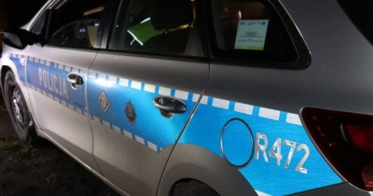 Дивний збіг: поліція Польщі запевняє, що окрім українських автобусів, ДТП в цьому місці не траплялось