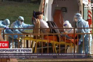 Новини України: загалом 11 833 громадянина отримали позитивні результати тестів по країні