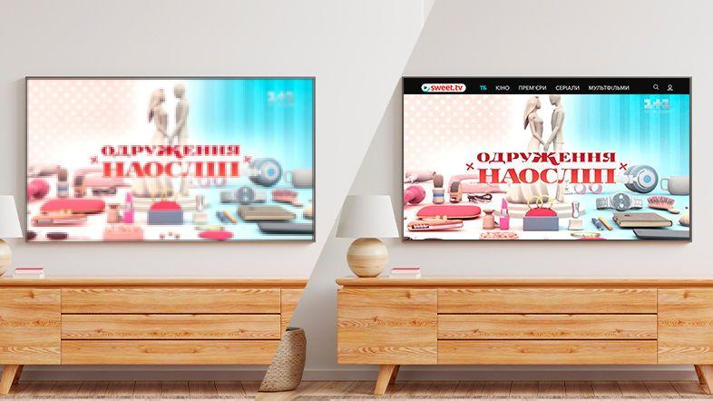 Свит ТВ реклама 2