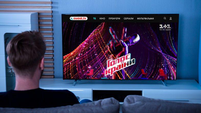 Свит ТВ реклама 4