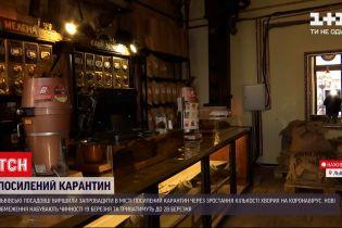 Новости Украины: что будет работать во Львове во время усиленного карантина