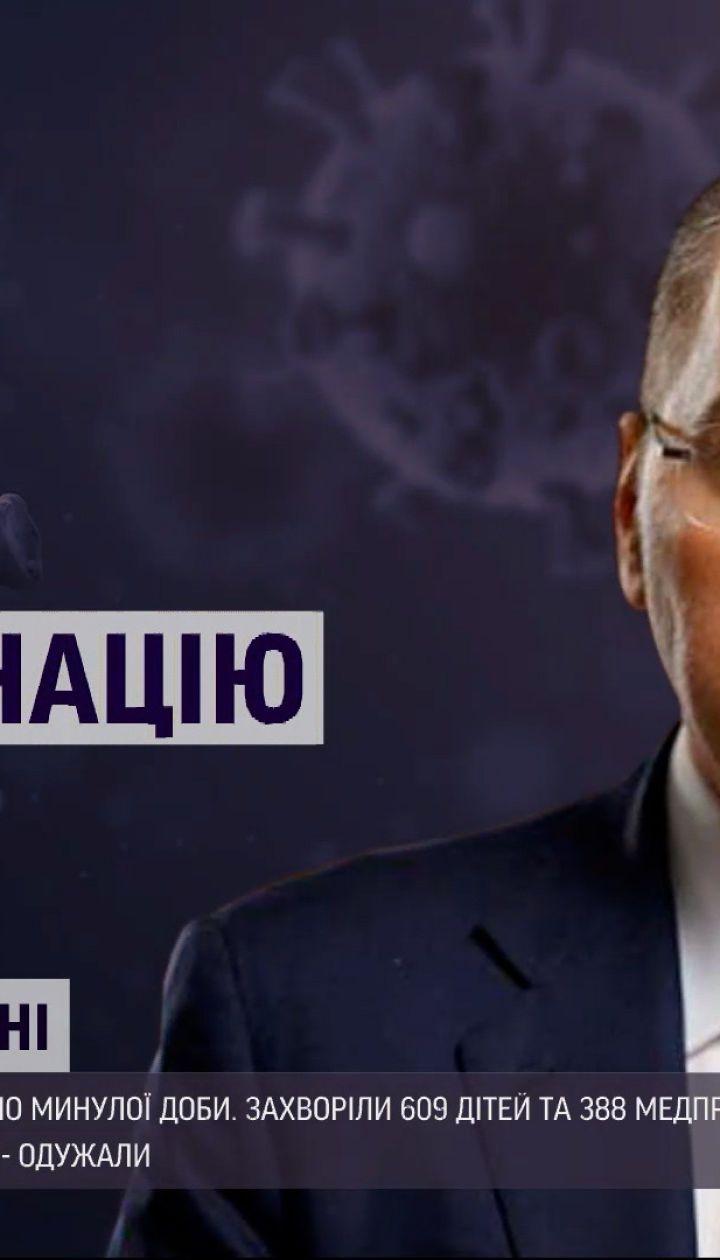Новини України: Степанов прокоментував високу смертність від коронавірусу