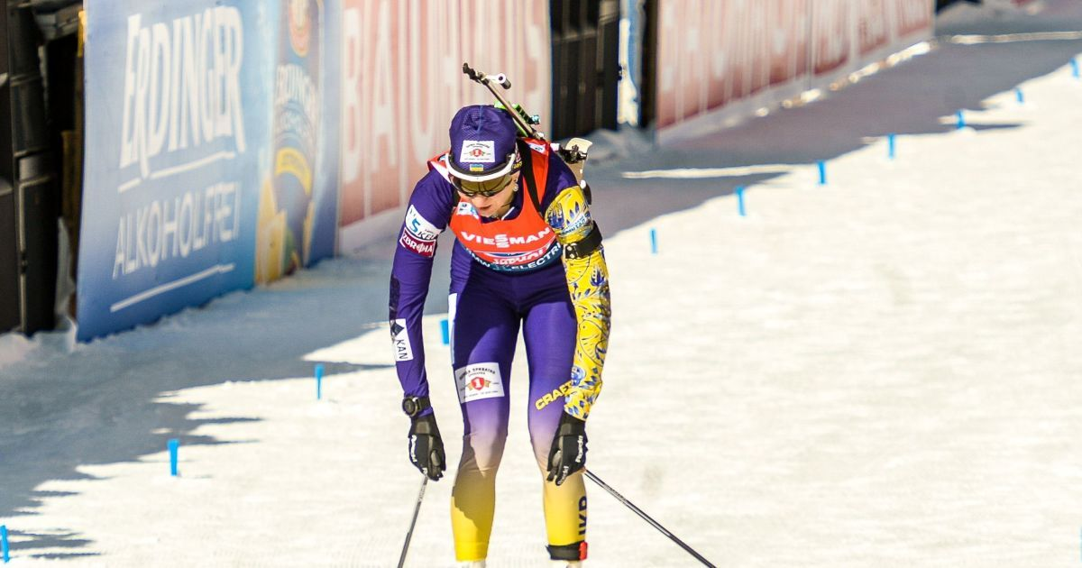 Лише одна українка в очковій зоні: результати жіночого спринту на Кубку світу з біатлону в Естерсунді