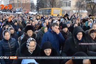 В Ровно духовенство Московского патриархата планирует многолюдный крестный ход