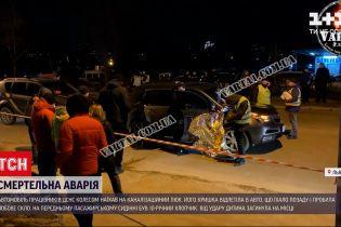 Новини України: у Львові під час аварії загинула дитина