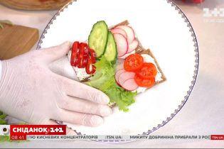 """Як приготувати бутерброд """"весна на канапці"""" – рецепти Руслана Сенічкіна"""