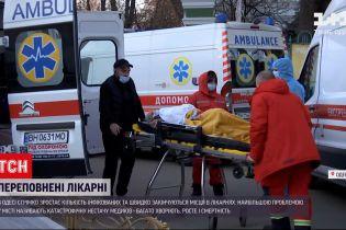 Новини України: в Одеській області стрімко зростає кількість інфікованих