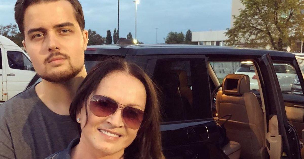 София Ротару нежно поздравила внука-красавчика с 27-летием