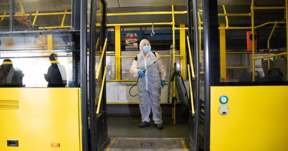 В Киеве продлили локдаун: как будет работать общественный транспорт