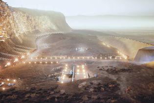 Архитекторы показали проект первого города на Марсе: когда начнут строить (фото, видео)