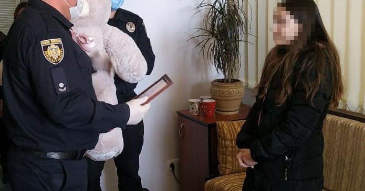 У Львові 11-річна дівчинка наздогнала та затримала чоловіка, який її пограбував