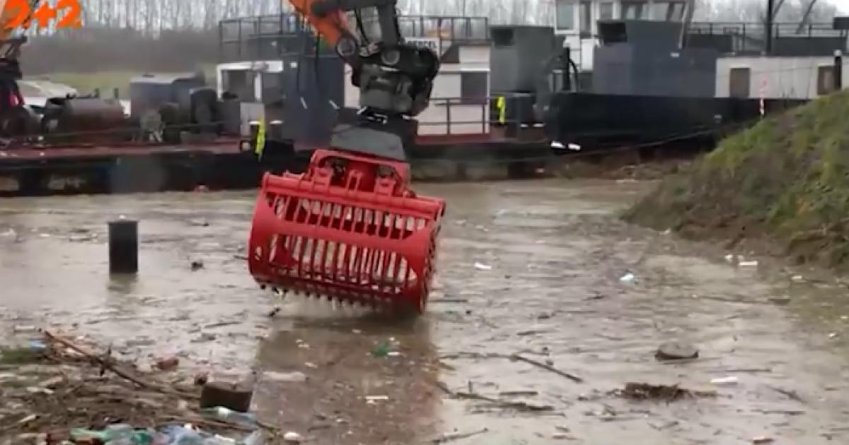 В Угорщині заявили про рекордну кількість сміття, яке припливло до них з України та Румунії