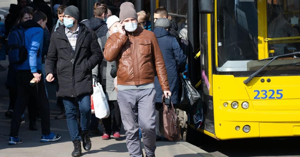 У Києві послабили карантинні обмеження у транспорті