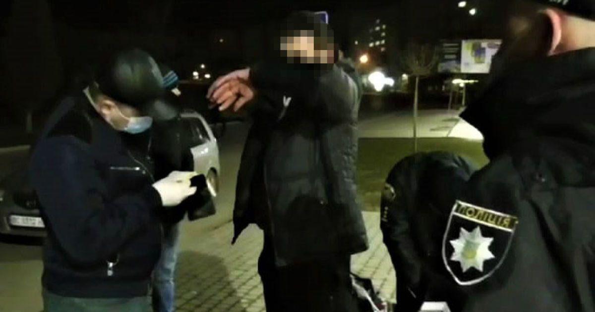 Наносил удары ножом: во Львове поймали мужчину, который пытался жестоко убить своего товарища (фото)