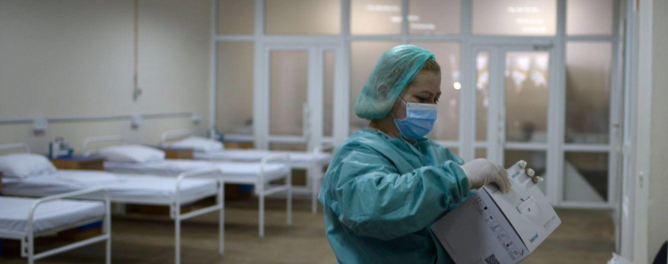 Коронавірус в Україні сьогодні: статистика на 12 квітня