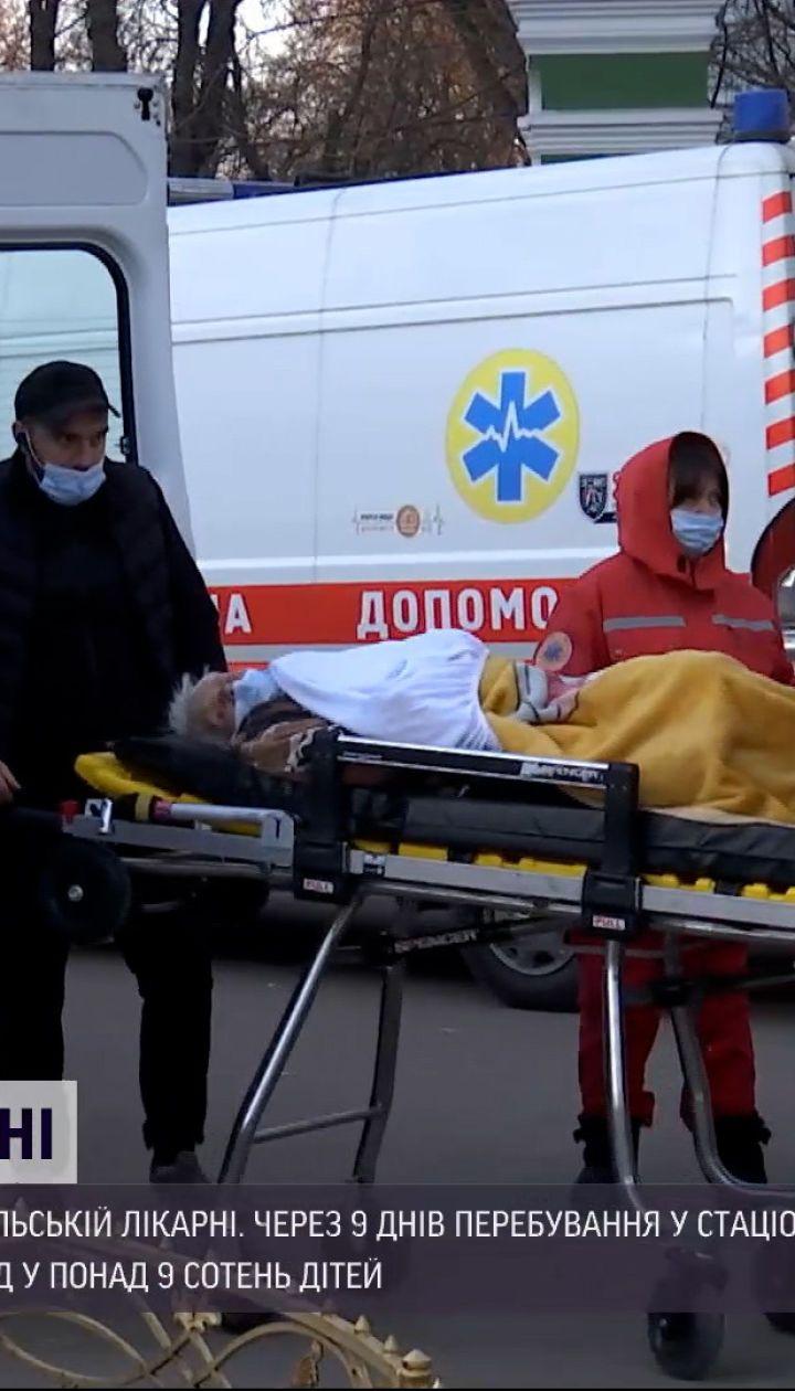 Новости Украины: в Мариуполе от COVID-19 умер 2-месячный младенец