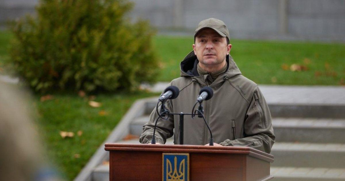 Зеленский заявил о месяце без боевых потерь на Донбассе, хотя последняя была в конце ноября