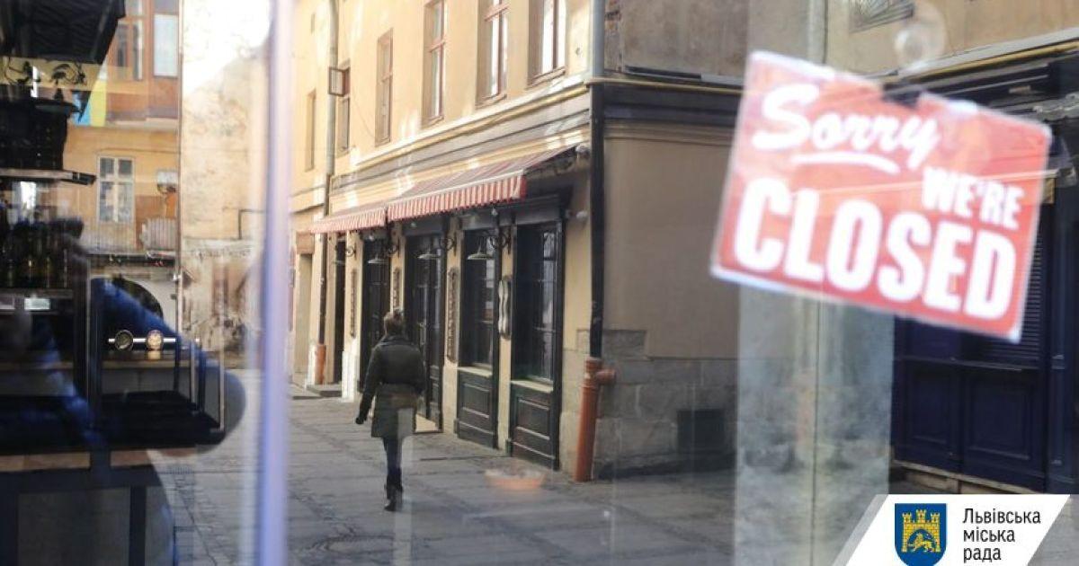 Во Львове планируют усилить карантин: Садовый рассказал, какие ограничения еще могут ввести