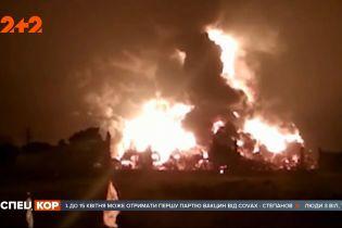 В Індонезії евакуювали понад пів тисячі людей через пожежу на нафтопереробному заводі