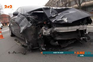 Скандальна аварія з постраждалими в Києві: обидва водії запевняють, що не порушували