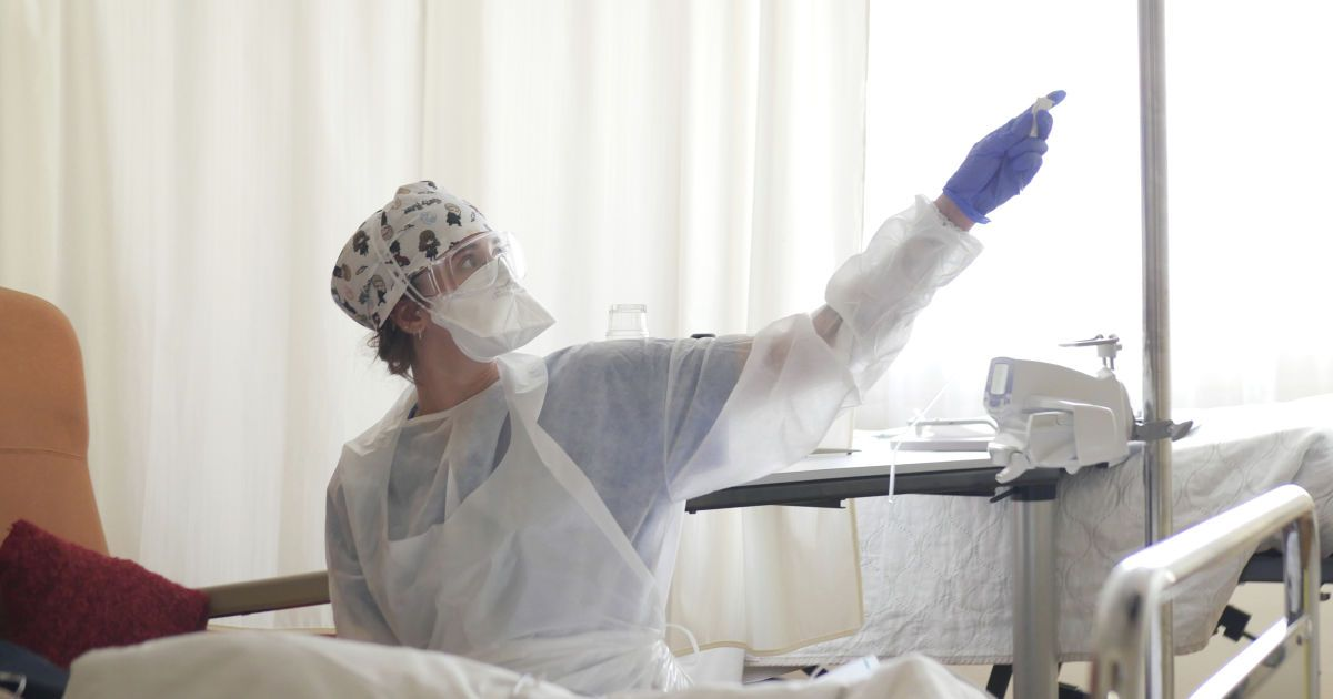 Дополнительные места для больных COVID-19 в Харькове: Терехов инициировал проверку Минздравом железнодорожной больницы