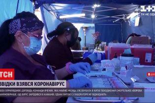 Новини світу: ВООЗ підготувала доповідь на 124 сторінках щодо походження коронавірусу