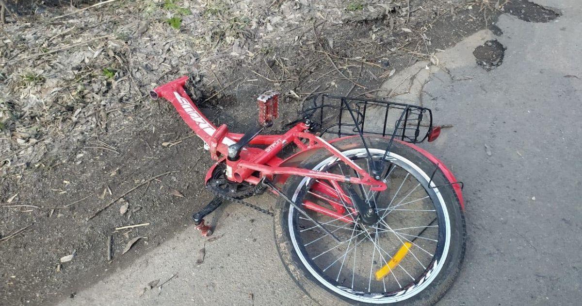 Під Вінницею нетверезий водій збив на смерть двох дітей, які їхали на велосипеді