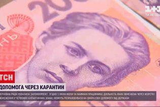 Новини України: ФОПи можуть розраховувати на разову допомогу від держави через карантин