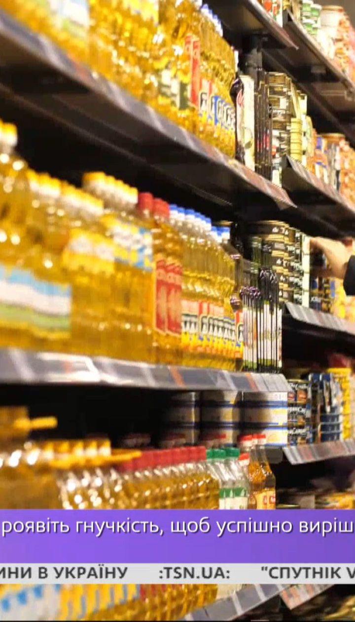 Рекордна ціна на соняшникову олію та мільярдний борг роботодавців – Економічні новини